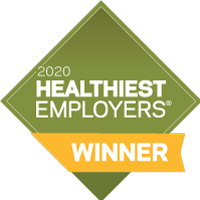2020 Healthiest Employers Award